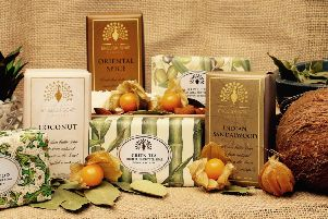 East Sussex soap company Christina May has secured a contract in Japan