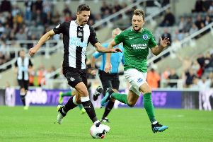 Dale Stephens thought Brighton deserved three points from Newcastle (Getty)