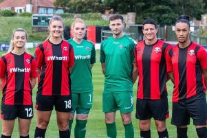 Lewes Football Club won a UN Women Award
