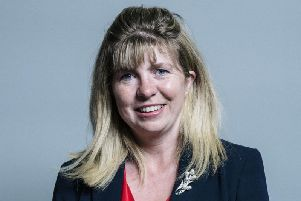 MP for Lewes Maria Caulfield
