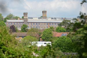 Lewes Prison. Picture: Peter Cripps