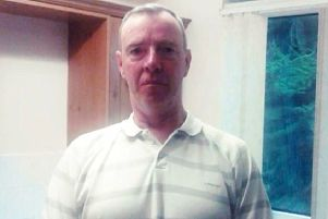 Victim Gerard Scullion was described as 'a kind man' who would have helped anyone out