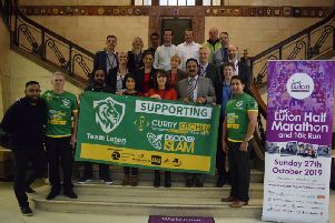 Luton Council and CCG are joining forces to raise money for Luton Curry Kitchen