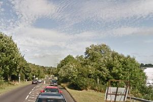 The incident happened in Bell Farm Road, Uckfield. Picture: Google Street View