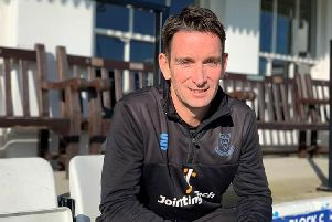 James Kirtley. Picture courtesy of Sussex Cricket