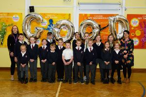 Phoenix Academy in Hailsham is celebrating a 'good' Ofsted report, with 'outstanding' leadership
