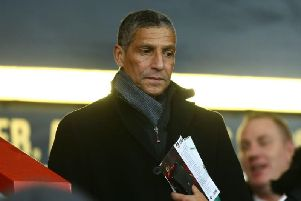 Chris Hughton has been out of work since being sacked by Brighton and Hove Albion at the end of last season