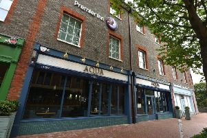 A New York-style restaurant is set to open on the site of the former Aqua premises in Lewes