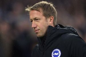 Brighton and Hove Albion head coach Graham Potter agreed a new deal until 2025