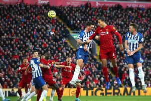 Liverpool vs Brighton