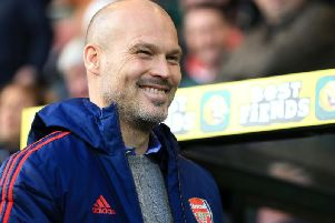 Interim manger Freddie Ljungberg will lead Arsenal out at the Emirates Stadium for the first time against Brighton and Hove Albion this Thursday