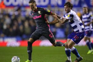 Brighton and Hove defender Ben White (left) has impressed during his loan spell at Leeds United