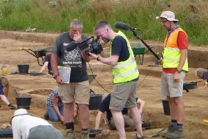 Bridge Farm Romano-British settlement at Barcombe Mills appeared on Digging for Britain on BBC4