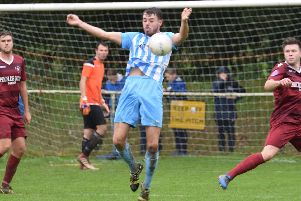 Substitute Ellis Cormack struck a late winner for AFC Uckfield Town