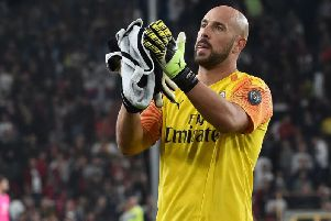 Former Liverpool goalkeeper Pepe Reina has joined Aston Villa on loan