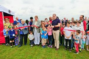 Opening of MP Academy Sports Field