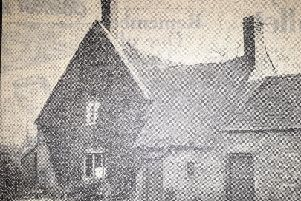 This picturesque 16th century cottage at Sutton Bassett had been occupied for well over a century by the Faulkner family.