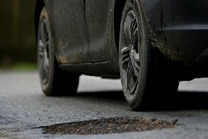 New figures on fixing potholes have been revealed.