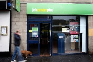 Nearly one in three jobseekers in Central Bedfordshire are aged 50 or over, new ONS data shows.