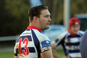 Banbury Bulls player coach Matt Goode