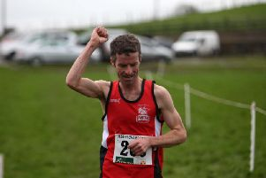 Declan Reed led City of Derry Spartans to the Irish 10k title in Dublin on Sunday.