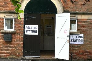Time to head to your polling station.