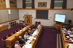 The planning committee was expecting to hear the application but it was pulled.