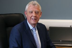 Barry Mulholland said the financial state of the education sector is the worst he has seen
