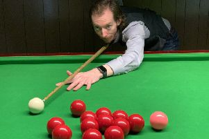 Ben Jackson, the new owner of Melton Snooker Club EMN-190912-171655001