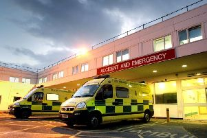 In March 2018, an 85-year-old man died after a nine-hour stay in Northampton's A&E.