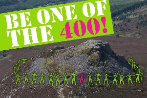 Will you be one of the 400?