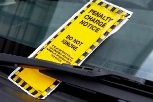 Parking ticket