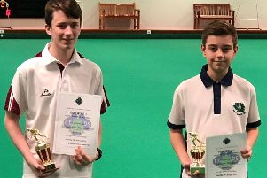 County winners, Alex Warrington (left) and William Higham EMN-191202-125354002