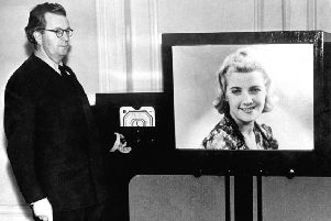 File photo dated 1940 of John Logie Baird, pioneer of television, It is 125 years since the inventor of television was born, on August 13 1888. PRESS ASSOCIATION Photo. Issue date: Monday August 12, 2013. John Logie Baird, from Helensburgh in Argyll and Bute on the west coast of Scotland, was the first person to publicly demonstrate television on January 26 1926. See PA story HISTORY Baird. Photo credit should read: PA Wire ENGEMN00120131208112802