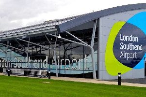 London Southend Airport.