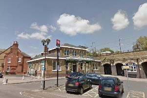 Berkhamsted station. Photo from Google Maps