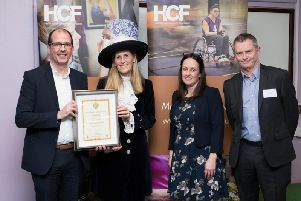 The South Hill Centre was recognised as outstanding in the Faith Group Community Projects category