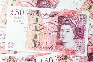 Quantity of 50 notes stolen in theft