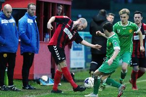 Fareham Town need to find their goal touch again. Picture: Chris Moorhouse