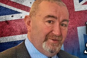 Brian Higginson is the Northern Ireland organiser for the Union & Sovereignty Party