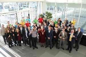 Peach Technologies in Whiteley marking its 10th year in business in 2016