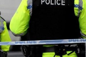 Police stopped van in Limavady area.