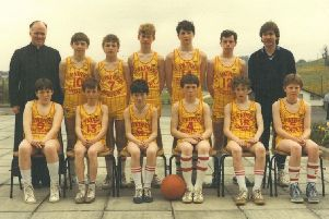A golden oldie here. One of the first teams ever. Anyone got one of these jerseys?
