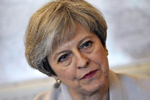 Theresa May was asked to change course on Brexit or step down