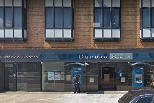 Danske Bank in Portadown Photo courtesy of Google