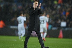 Graham Potter. Photo by OLI SCARFF/AFP/Getty Images