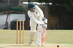 Ethan Guest made 56 for Bexhill in their defeat to Portslade. Picture by Liz Pearce