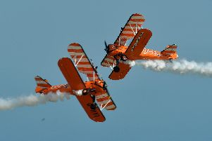 Airbourne 2019 (Thursday Aug 15). Photo by Jon Rigby