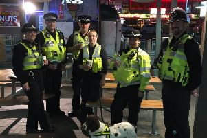 Lincolnshire Police have announced the recruitment of 400 officers to keep the streets of the county safe.