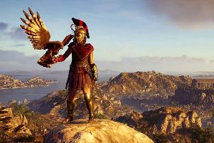 Best in class Assassin's Creed Odyssey is a thing of beauty